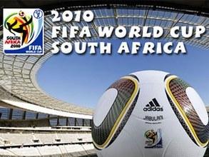 Afrique du Sud - Giulio Barbieri fournisseur officiel de tunnels d'accès extensibles pour la coupe du monde de football de 2010