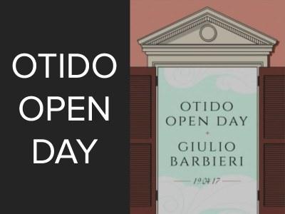 Giulio Barbieri invitée à l'Otido Open Day de Saint-Pétersbourg, organisé en son honneur