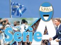 Giulio Barbieri sponsor de la Spal qui finalement a rejoint la ligue 1 après 49 ans