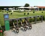 Evo-Bike - Agritourisme Lama di Valle Rosa, Ferrara (Italie)