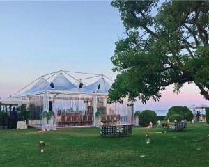 Festival - chapiteaux de mariage