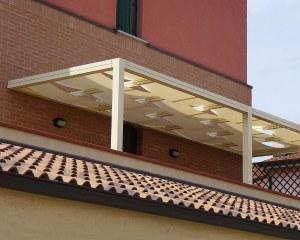 Tonnelle pour balcon
