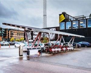 Station de recharge pour voitures électriques - Move About (Malte)