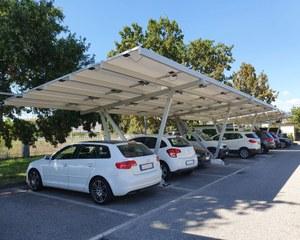 Outdoor Solution photovoltaïque - Indios Shoes - Solevento
