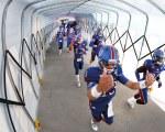 Passage couvert pour Kansas Athletics aux USA