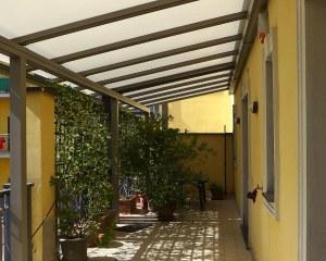 Véranda en aluminium - Habitation privé