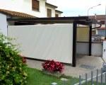 Habitation privé - Véranda en aluminium
