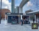 Gazebo personnalisé pour Mille Miglia Green - Creation Srl