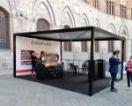 Gazebo personnalisé pour Mille Miglia - Siena (IT)