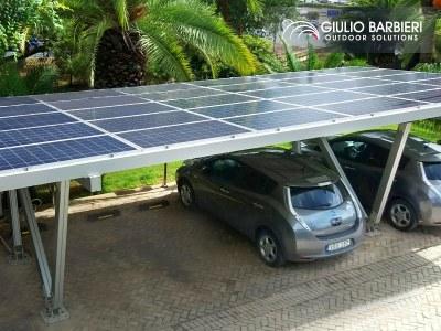 Carport Fotovoltaico: come funziona?