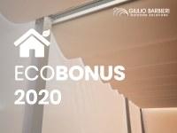 Detrazione fiscale al 50% - Ecobonus per schermature solari Giulio Barbieri