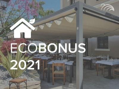 Ecobonus 2021 – Guida alla detrazione fiscale per schermature solari Giulio Barbieri