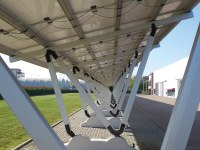Quattro motivi per scegliere una pensilina fotovoltaica