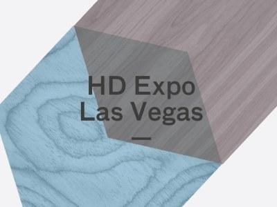 Giulio Barbieri espone all' HD Expo 2016 di Las Vegas