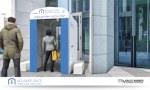 Go-Safe Gate portale per il controllo della temperatura corporea