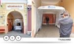 Tunnel di sanificazione contro il Coronavirus