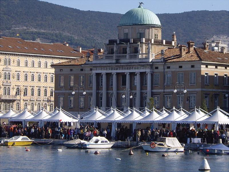 Gazebo personalizzati per la Barcolana di Trieste