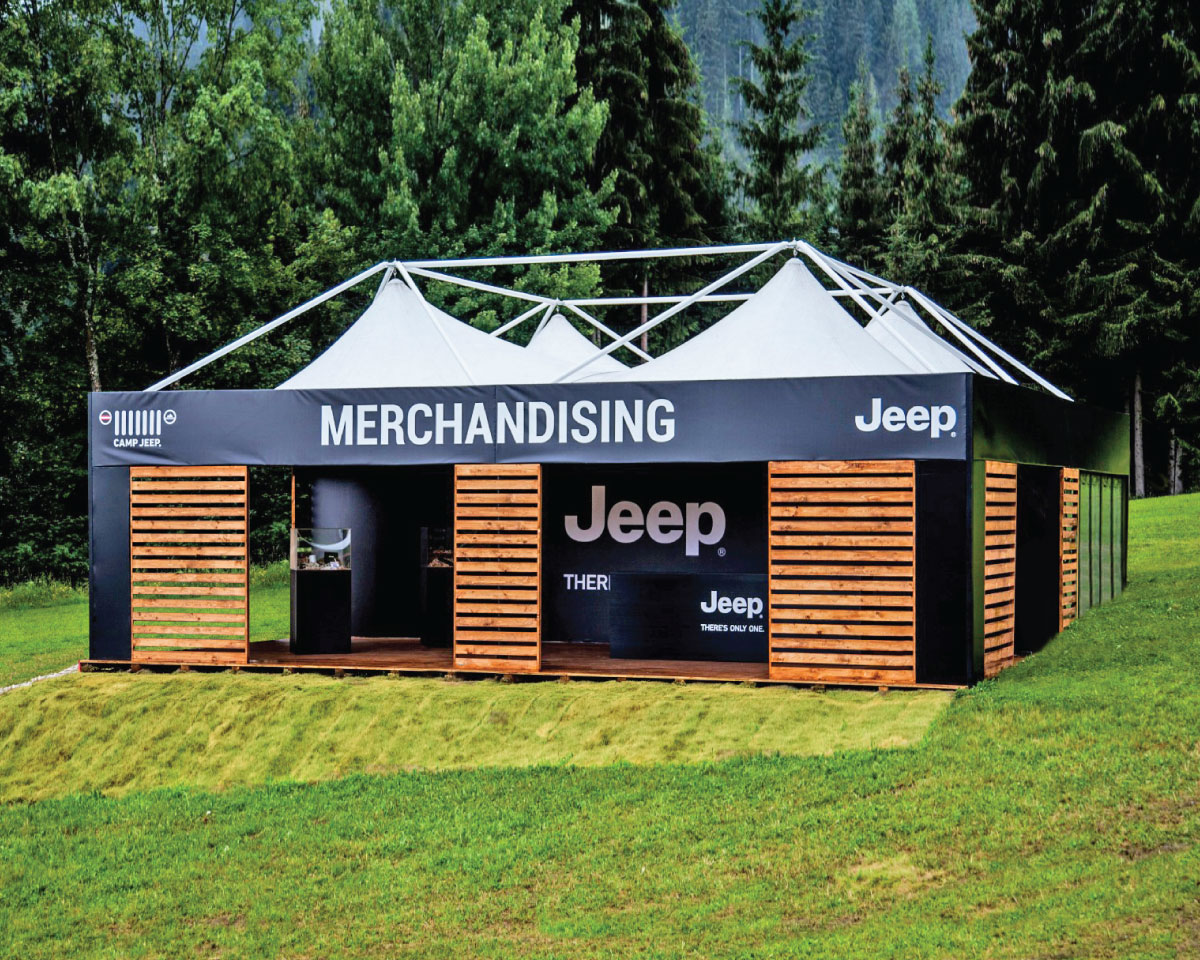 Gazebo Elite eventi