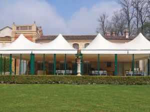wedding party tents for events, 4 season tents.