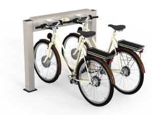 charger for e-bike sharing