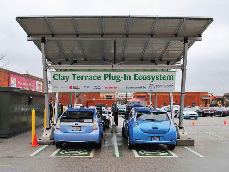 Energy Parking - Indianapolis (Indiana) - Simon Property