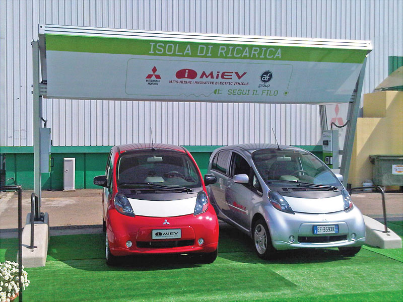 Self Energy - Cagliari - Mitsubishi iMiev