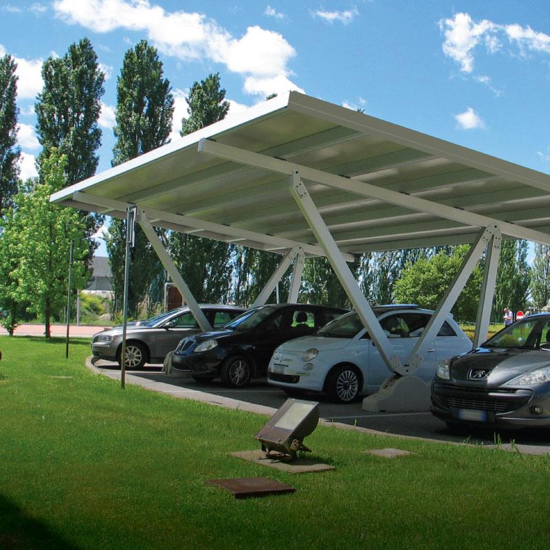 aluminium carports