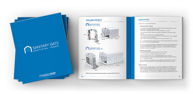 eBook Sanitary Gate