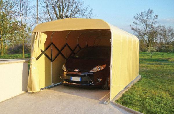 Idee casa italiano - Garage mobile per auto ...
