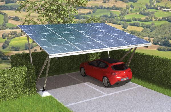 photovoltaic carport