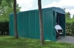 Garage per camper e caravan