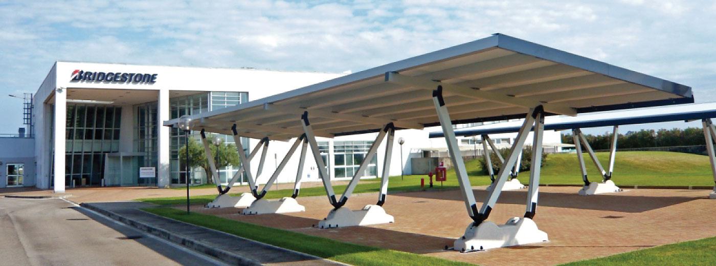 Pensilauto aluminium carport