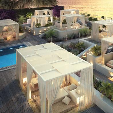 Kube hotel resort