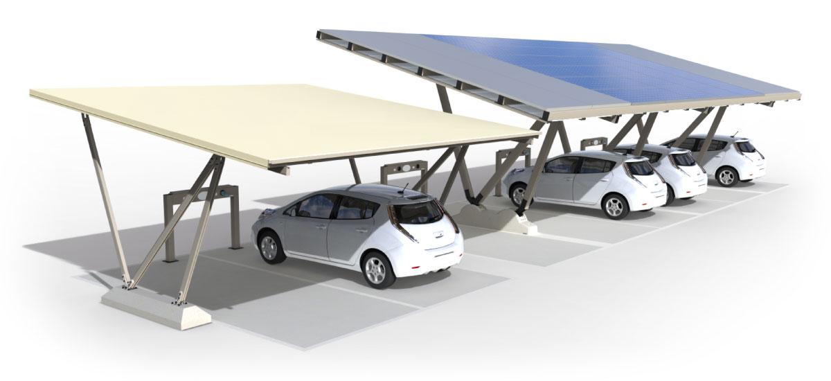 Stazione di ricarica per auto elettriche