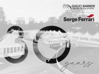 Giulio Barbieri S.r.l. e il Gruppo Serge Ferrari festeggiano 30 anni di collaborazione