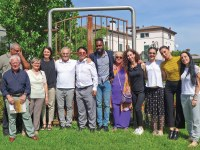 I gazebo Giulio Barbieri S.r.l. per lo sviluppo economico dell'Isola di Sal