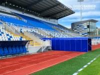I football tunnel Giulio Barbieri scendono nuovamente in campo