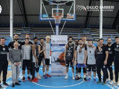 Giulio Barbieri sponsor del Kleb Basket Ferrara