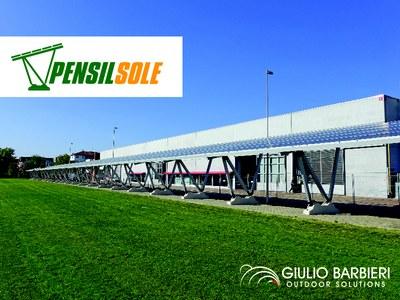 L'azienda di Parma Pi.Effe.Ci. S.r.l. sceglie Pensilsole, la pensilina fotovoltaica  per l'autoconsumo energetico