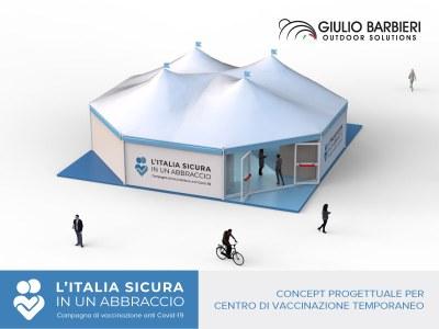 Per un'Italia sicura: la proposta della Giulio Barbieri S.r.l. a sostegno della campagna vaccinale